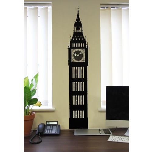 Big Ben Tasarımlı Duvar Saati