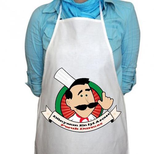 Erkeklere Özel Mutfak Önlükleri
