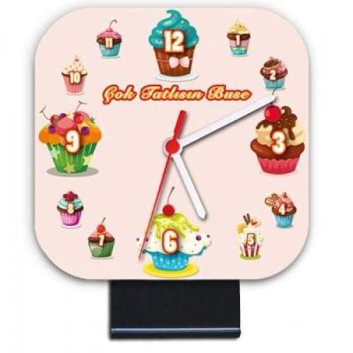 İsminize Özel Cup Cake Saatleri
