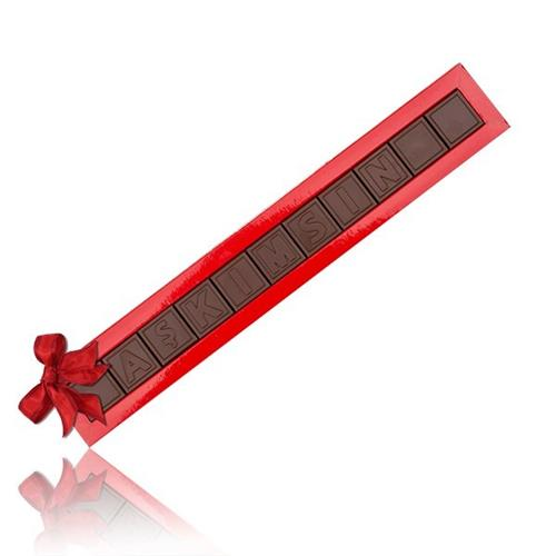 Sevgi Mesajlı Çikolatalar