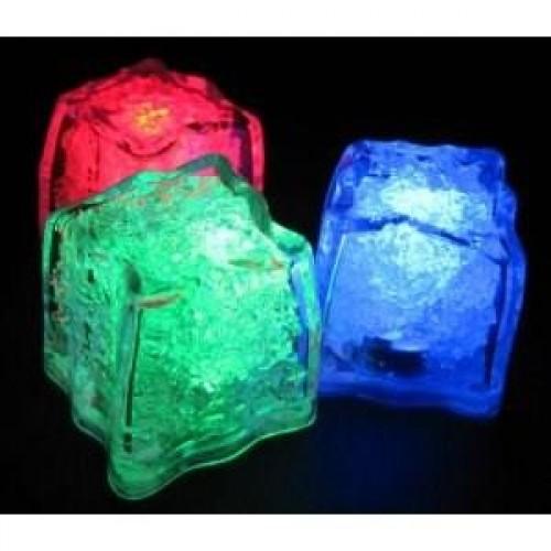 Renk Değiştiren Işıklı Buzlar