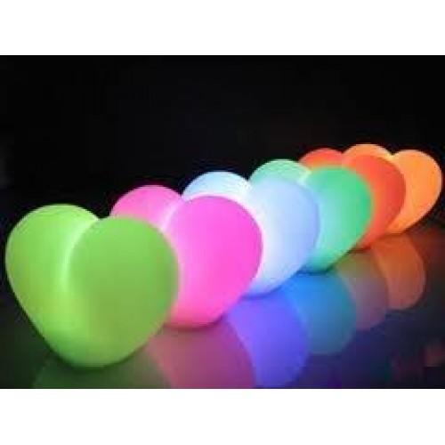 Renk Değiştiren LED Işıklar