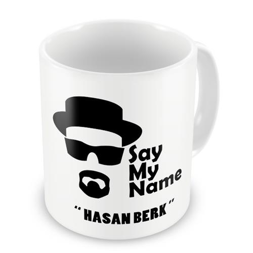 Say My Name Kupa Bardak
