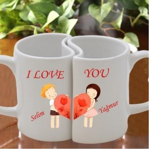 Size Özel Aşk Kupası