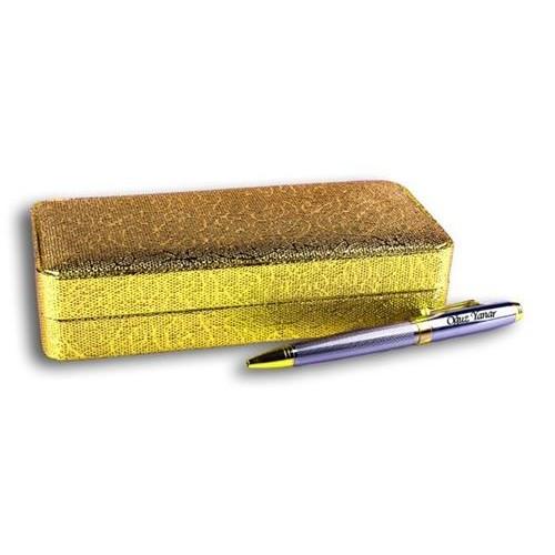 Size Özel Dore Kutulu Kalem
