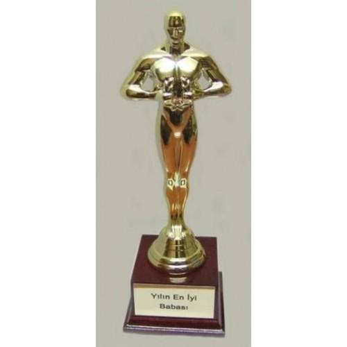 Size Özel Oscar Ödülü Yazılı Büyük Boy