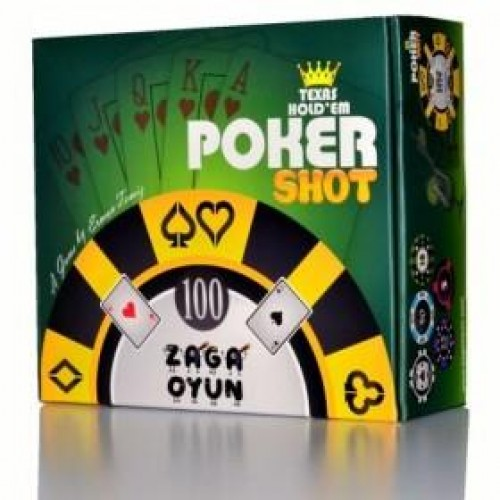 Texas Hold'em Poker Shot Oyunu